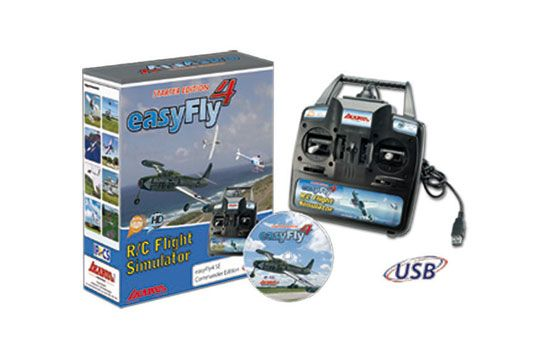 Photo EASYFLY4 STARTER EDITION