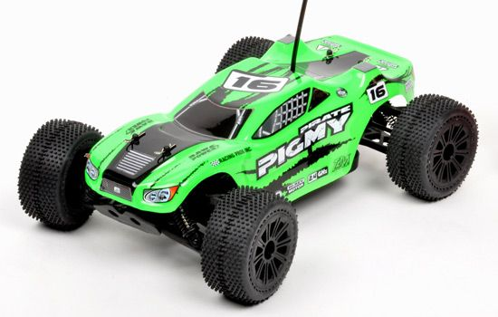 Photo PIRATE PIGMY 1/16 RTR