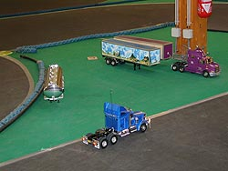 Camions RC en action